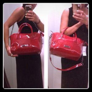Steve Madden Handbags - NWT Steve Madden Merlot satchel