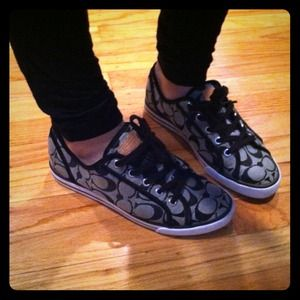 "Coach Shoes - Coach ""Dawnell"" Sneakers"
