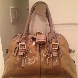 Chloe Handbags - Chloe Patent Handbag