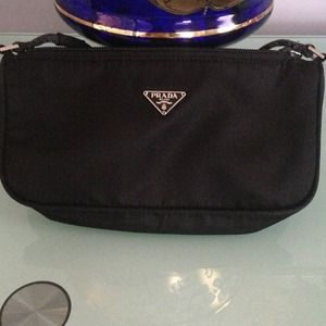 Prada Handbags - 🔴reserved for namard🔴Prada small evening bag