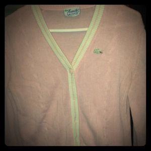 Vintage 1980's Lacoste sweater