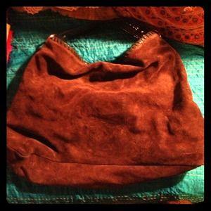 bebe Handbags - 🔸Price reduction🔸Slouchy Bebe purse olive green