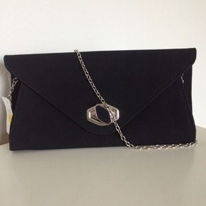 "Clutches & Wallets - Black envelope clutch ""NEW"""