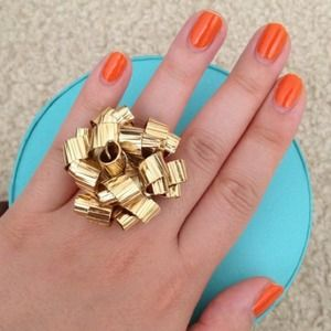 Kate Spade Curling Ribbon Ring