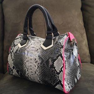 Handbags - Snake Skin Handbag