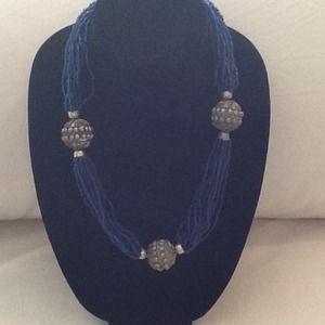 Jewelry - Bedouin bead necklace