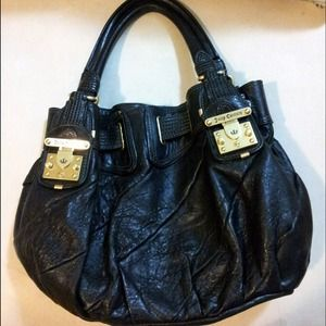 Juicy Couture Handbags - Juicy black bag