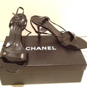 CHANEL Shoes - ❌Sold on Ebay❌ AUTHENTIC CHANEL SANDALS - CUTE
