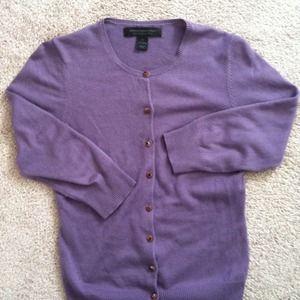 Amethyst Button down cardigan