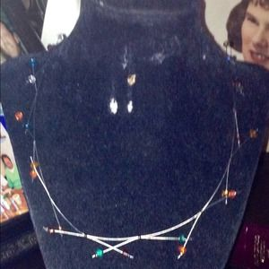 Twinkling necklace
