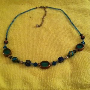 *** REDUCED!!**Hand Made Necklace;)