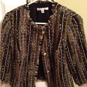 Cabi xs 3/4 sleeve jacket