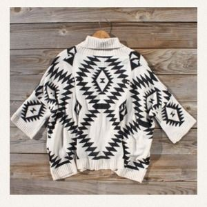 Boutique Sweaters - Cozy and trendy Aztec sweater. 3