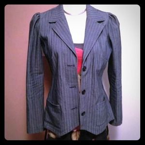 Jackets & Blazers - FABULOUS DENIM BLAZER