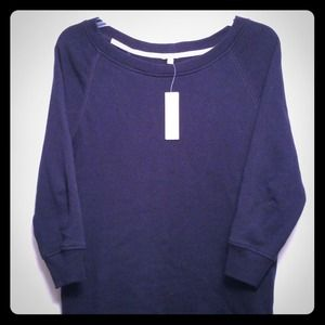 J. Crew Sweaters - 💢SOLD💢New JCrew oversized sweatshirt