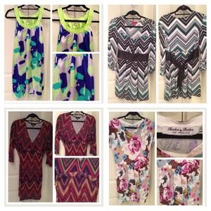 Vertigo Paris Dresses & Skirts - Dress BUNDLE