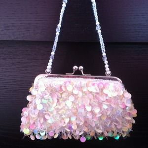 Handbags - 💎💖 Gorgeous sequin purse ✨🌹〽