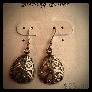Accessories - Sterling Silver Earrings