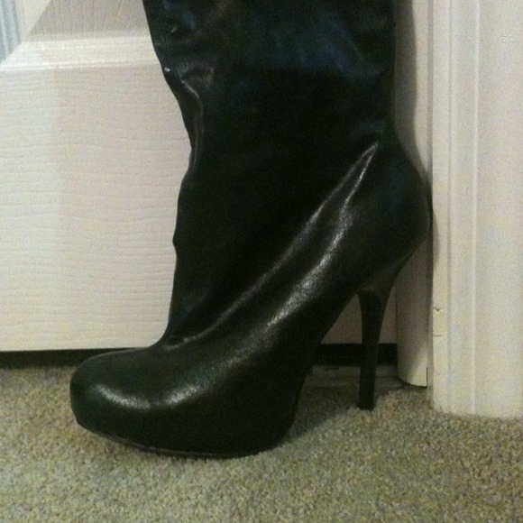 45 boots diba thigh high size 7 boot from
