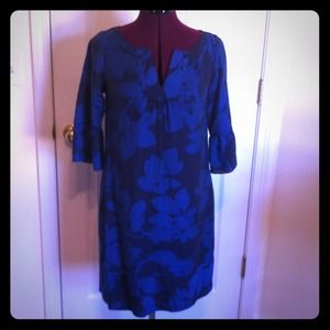 GAP Dresses & Skirts - REDUCED! NWOT Gap floral dress with pockets!