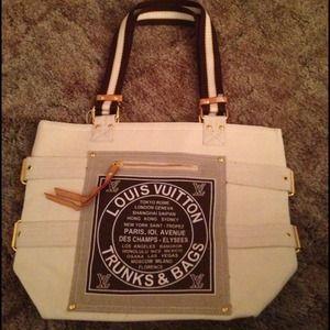 Handbags - Lv inspired large bag