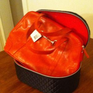 Handbags - NWT TANGERINE HANDBAG