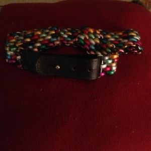 Accessories - Sherra tango metal belt