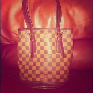 Louis Vuitton Handbags - 🚫SOLD🚫 Louis Vuitton Damier Ebene Bucket