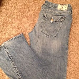 "True Religion Denim - 🌹🌹SOLD🌹🌹""Joey"" true religions"