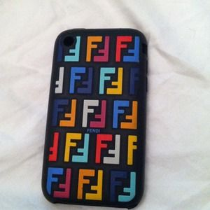 FENDI Accessories - Fendi I phone 3 phone case