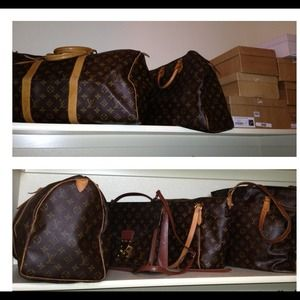 a77cbd29eab9 Louis Vuitton Bags - 💕My Collection of all Authentic Louis Vuitton💕