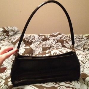 Handbags - Black cocktail bag