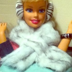 Accessories - Faux Fur scarf/earmuffs bundle