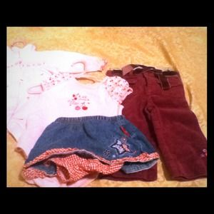 Pants - Baby bundle/reserved