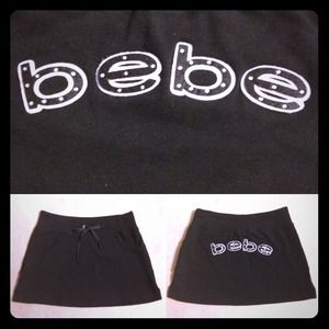 bebe Dresses & Skirts - 🚫SOLD! BUNDLE for @edytaa -BLACK BEBE SKIRT