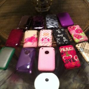 Accessories - 3G smartphone covers