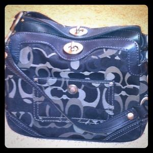 Coach Clutches & Wallets - Small Coach Purse, used