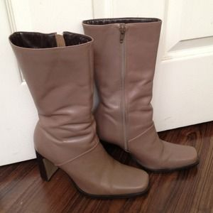 White Mountain Shoes - CLEARANCE ITEM!!! White Mountain Mid Calf Boots