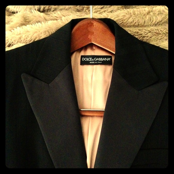 ❗SALE❗Dolce & Gabbana Tuxedo Jacket 42