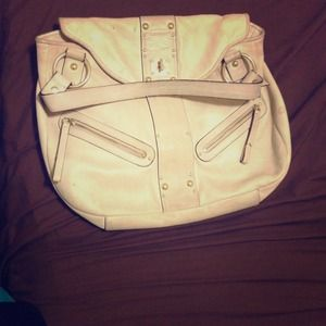 Juicy Couture Handbags - Beige  Authentic juicy couture leather purse
