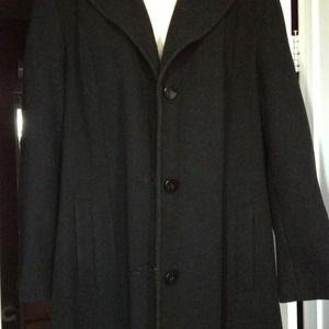 Jackets & Blazers - Heavy long coat