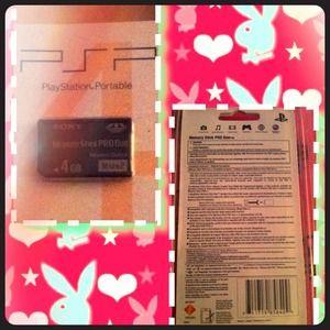 SONY Accessories - 🎉SALE💜💓4 GB Memory Stick PRO Duo!BRAND NEW💓💜