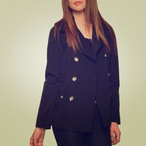 Jackets & Blazers - Trench coat
