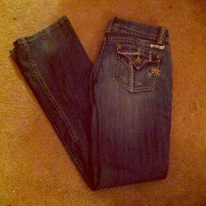 Miss Me Denim - RESERVED Miss Me jeans
