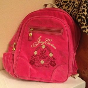Juicy Couture Handbags - Juicy backpack