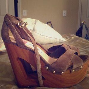 Jessica Simpson sandals, size 8 brand new!