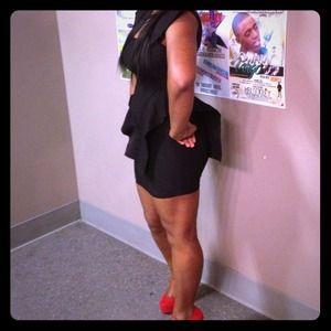 Dresses & Skirts - Black Party Dress
