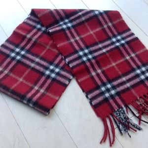 "Burberry Accessories - Burberry ""mini"" cashmere scarf"