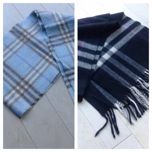 Burberry Accessories - Burberry scarf bundle!