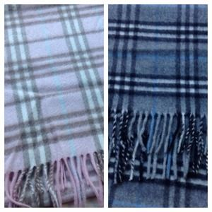 Burberry Accessories - Burberry scarf bundle